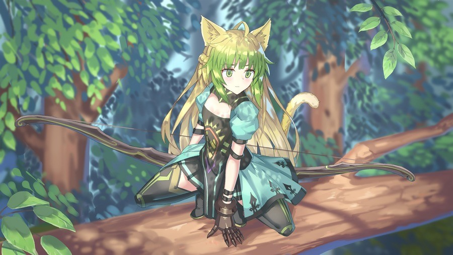 Ranger. www.pixiv.net/i/63981845.. It's Atalanta, should probably be moved to UnlimitFateWorks channel