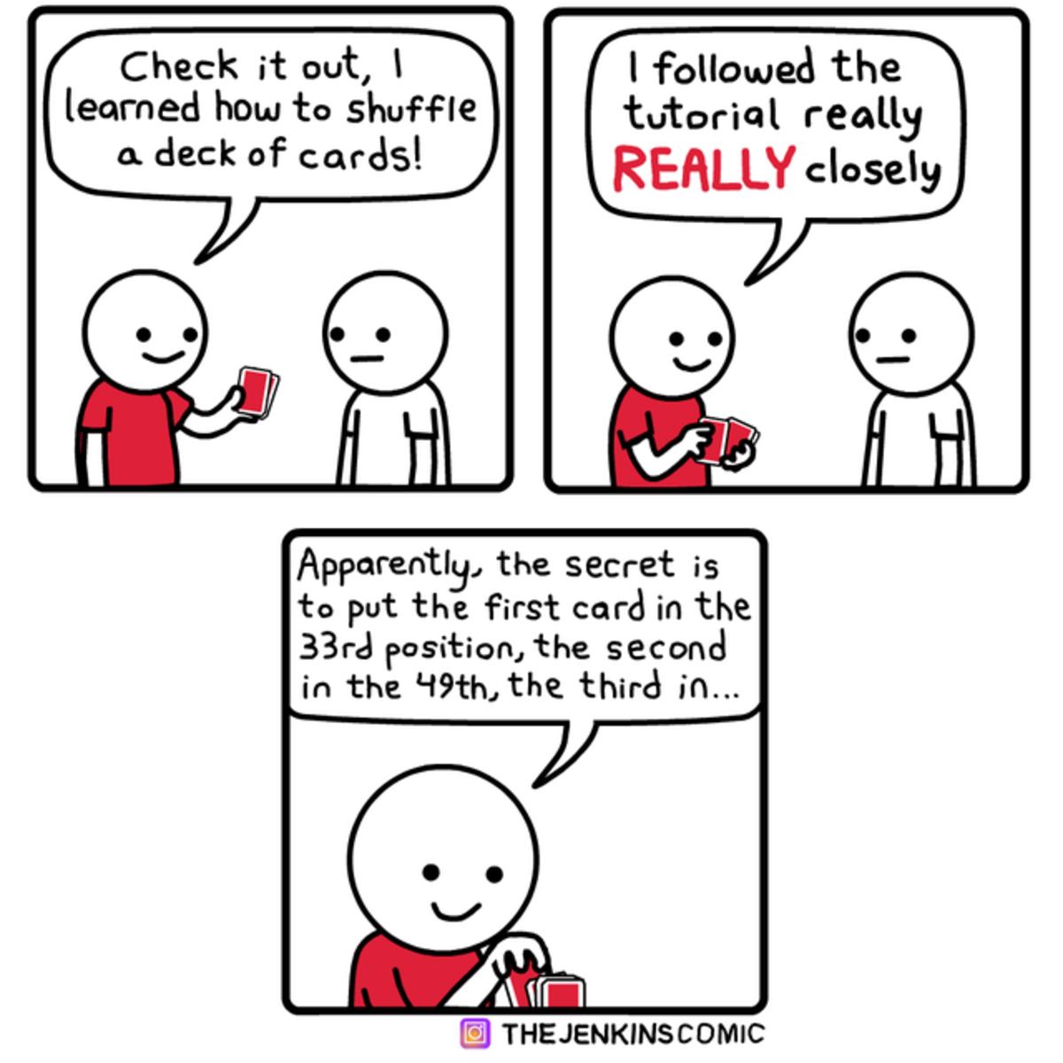 real easy!. .. public int randomNumber() { return 4; //Random number found by fair dice throw }