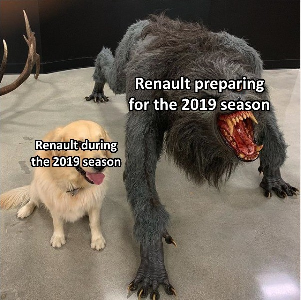 """Renault's Billion Dollar Gamble. join list: Motorsports (147 subs)Mention History.. """"5 year plan"""" """"4th fastest team"""" lol"""