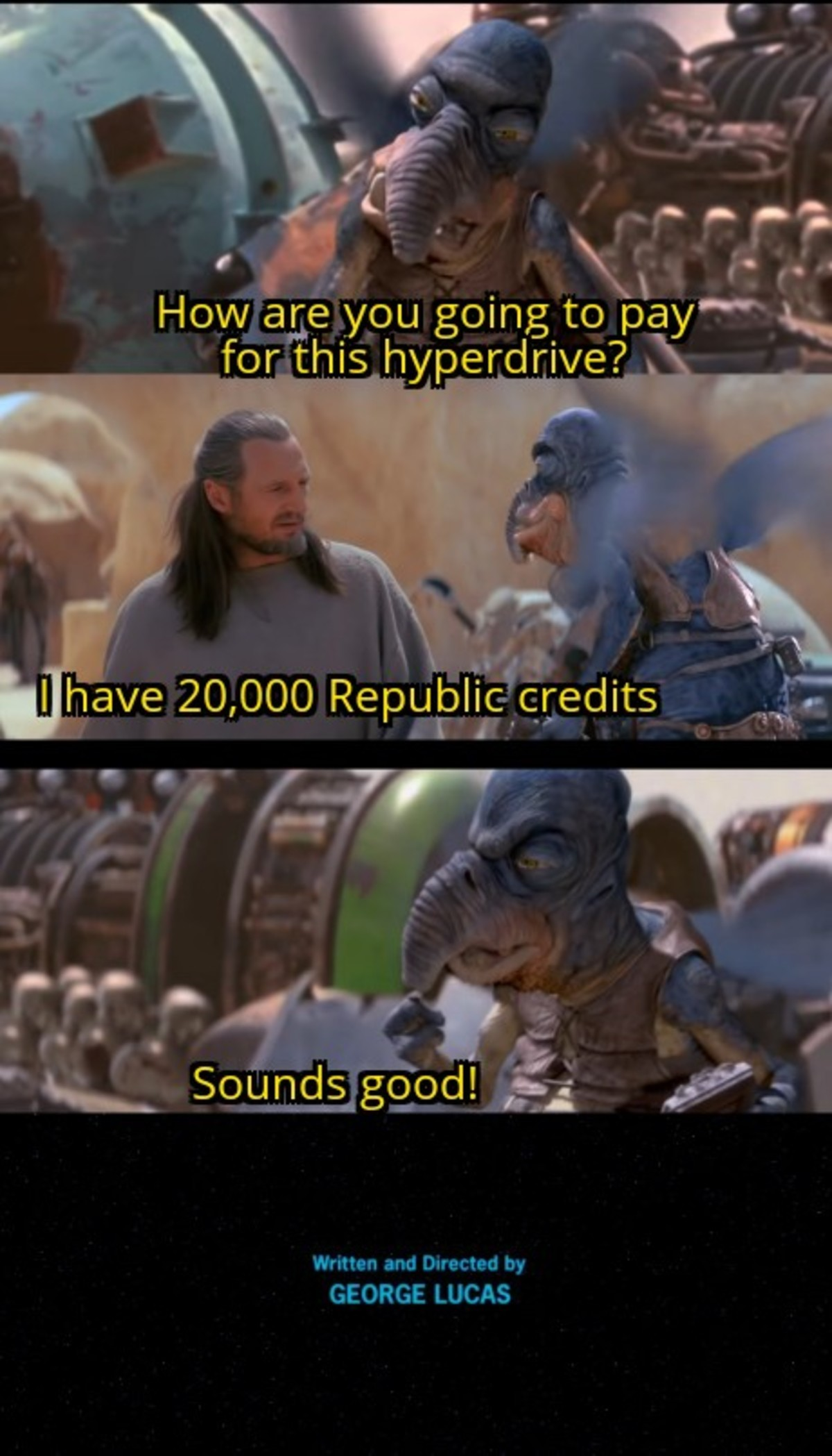 Republic Credits. .. Commence WattopostingComment edited at .