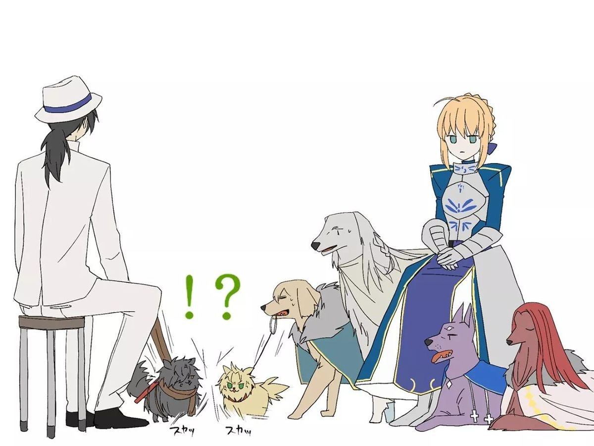 Saber and Her es. join list: Lewds4DHeart (1599 subs)Mention Historyomoll/status/1011576426665951234?s=19 join list:. Where is shirou