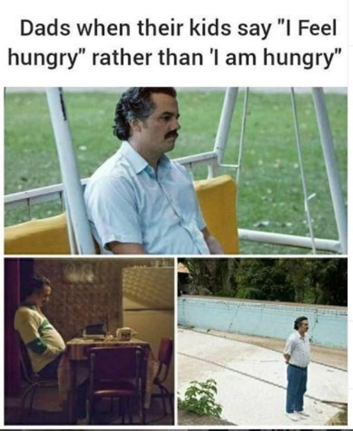 Sad. .