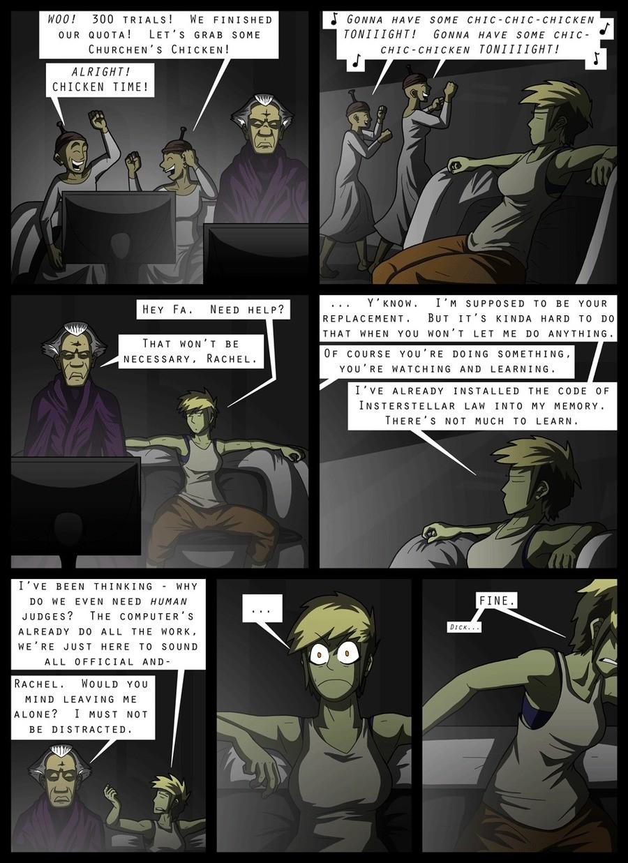 Serix - Part 4: Page 143. Previous page -> join list: Serix (261 subs)Mention History Webtoons: http://www.webtoons.com/en/challenge/serix/list?title_no=1304