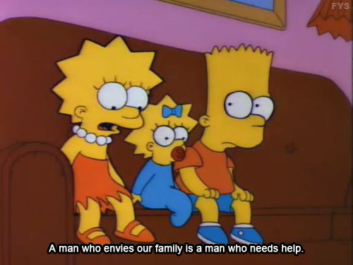 Simpsons Comp 6. Source: The Simpsons.. Prove it