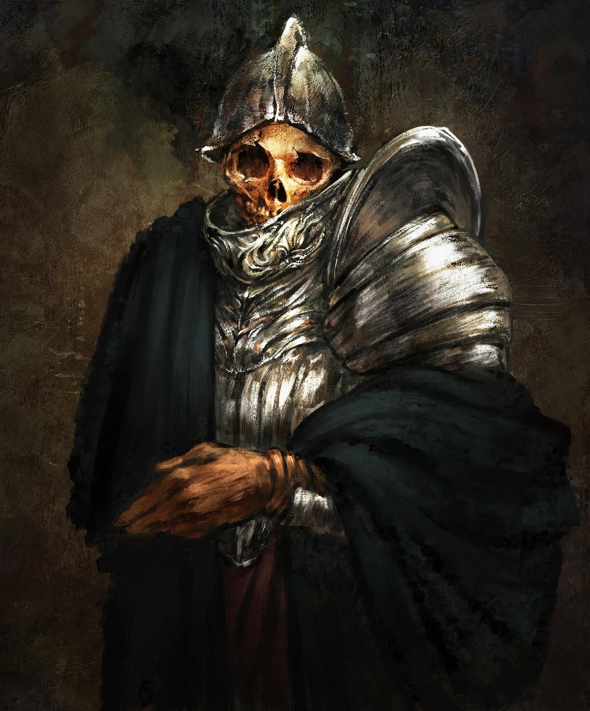 Skeleton boy by Mary Iv. .