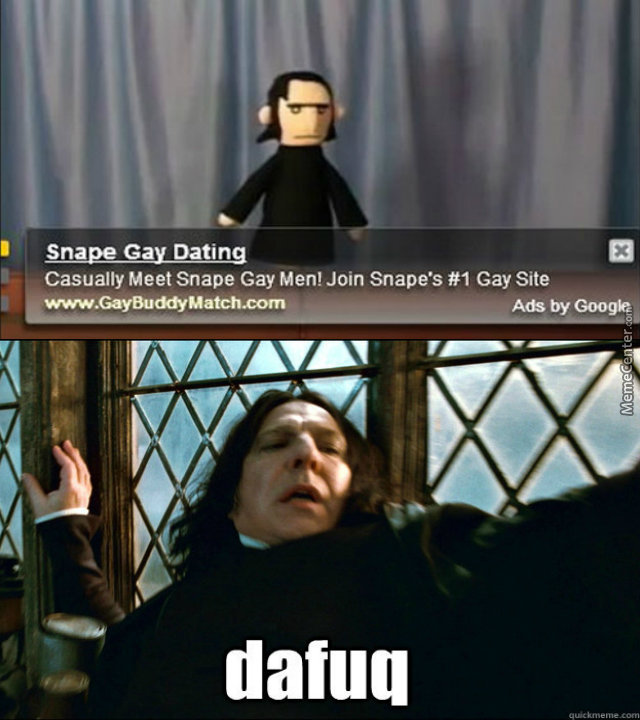 SNAPE GAY DATING. . I Sna Ga Datin E Casually Meet Snape Gay Men! Join Snape' s #1 Gay Site Ads. Aren't those ads influenced by your browsing history?