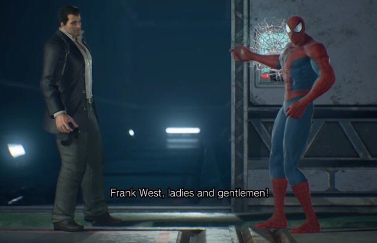 Spiderman looks amazing in MvC:I. This is an alternate Earth - 2356432 Spiderman that was bitten by both a radioactive spider and a radioactive brock lesnar. Fr