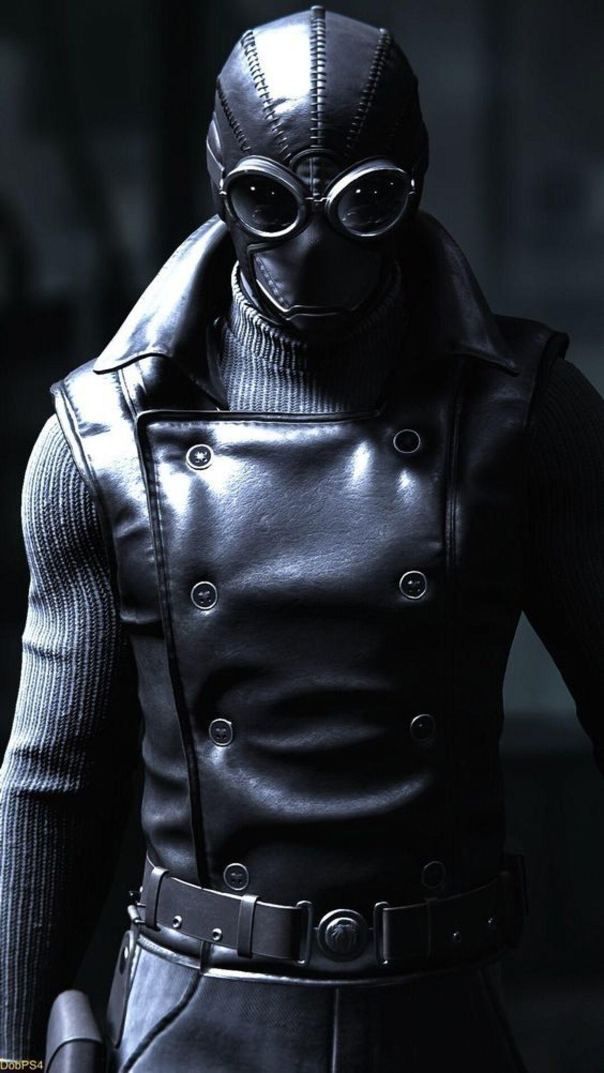 Spider man noir - Spiderman noir 3 ...