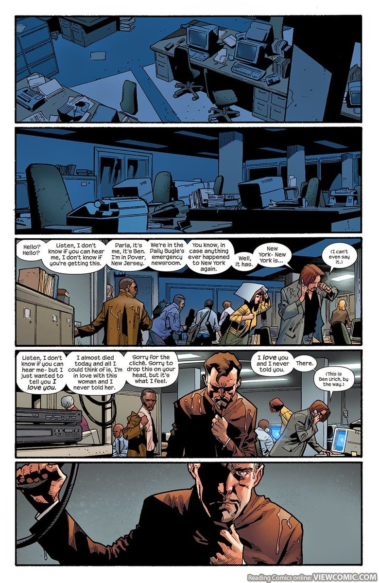 Spider-Man VS. J Jonah Jameson. I actually had to stop reading because i started tearing up at this. Not even ashamed to say that to thousands of people. This i