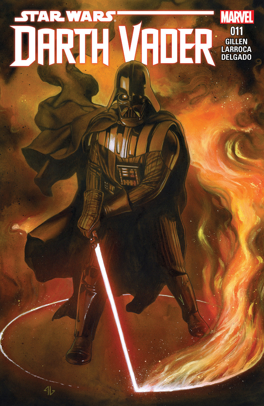 Star Wars Darth Vader issue 11. Its 2017, so i decided to celebrate by uploading the 11th issue of the Darth Vader comic series. Click the lists mention history