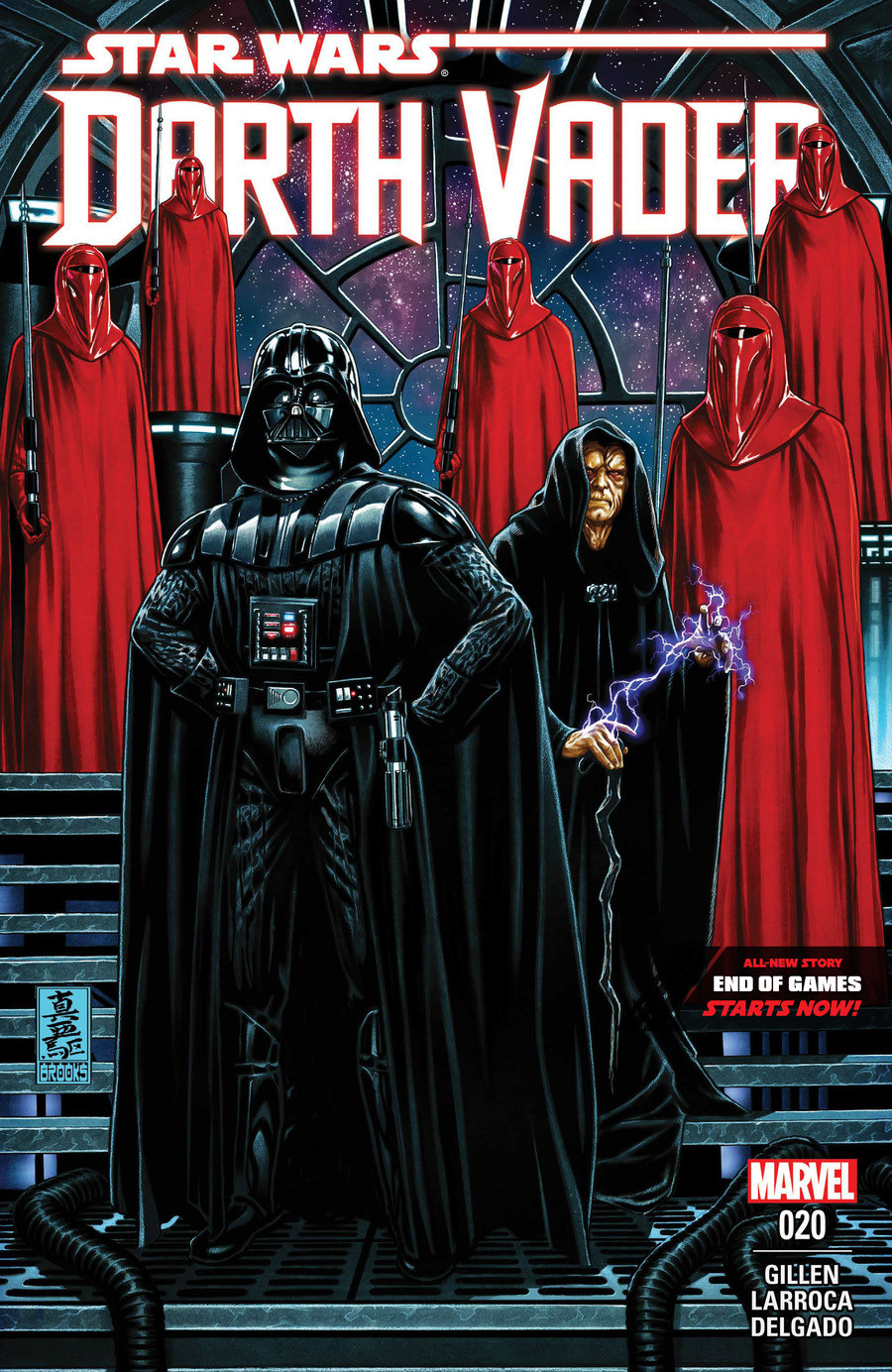 Star Wars Darth Vader issue 20. The final part of the Shu Torun war story arc Click the links for the first 3 issues of this comic, and the mentions list mentio