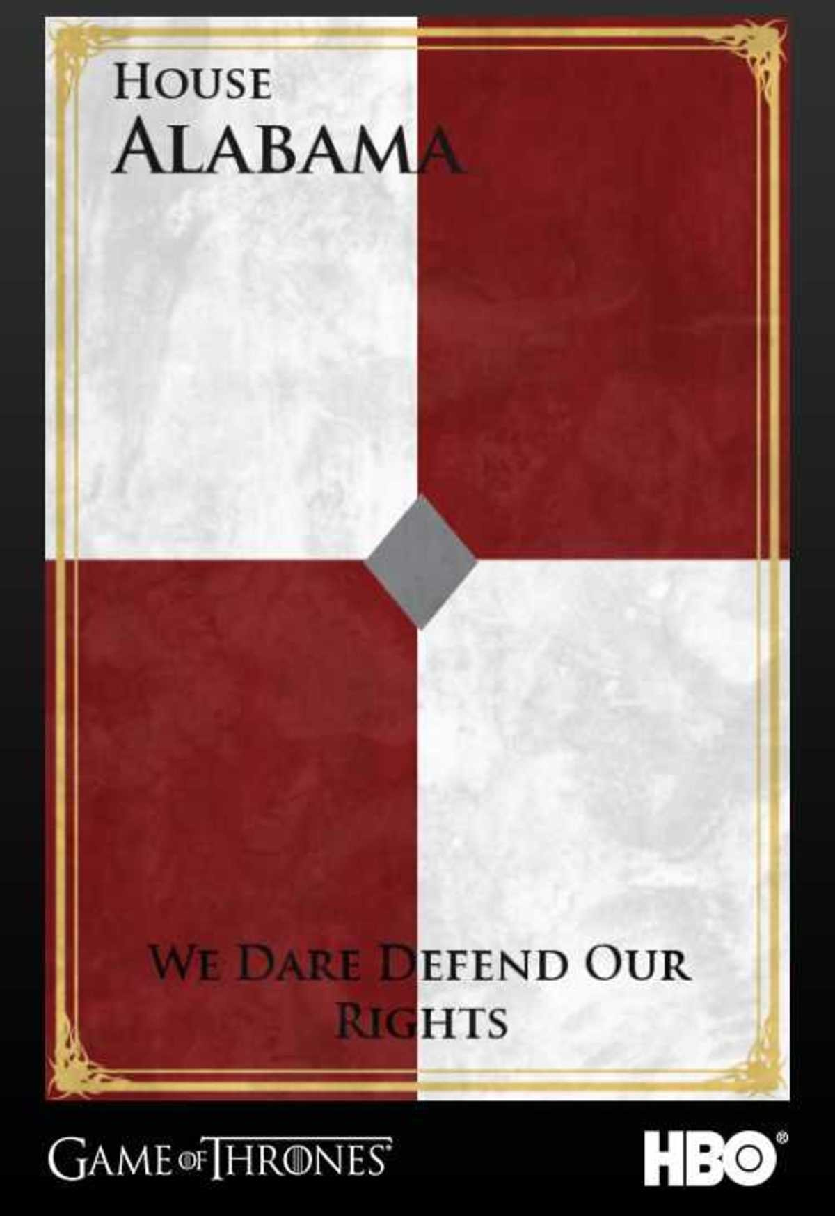 State Flags Game of Thrones style (Part 1). They spelled Massachusetts wrong so it would fit so don't get too triggered.. HEN D OUR HTSNORTH TO THE FUTUREFROM T