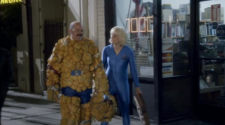 Still Better Fantastic 4 then new Movie. .. You really dislike this new fantastic 4 huh?
