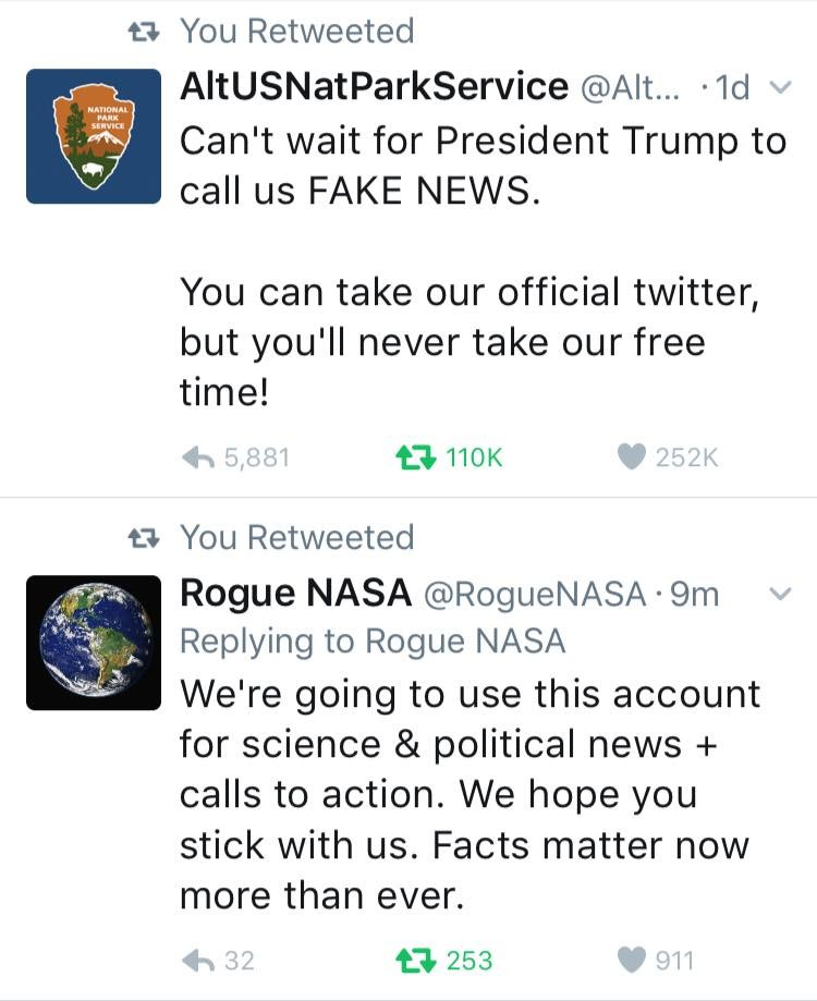 stuff. . ET You Retweeted Can' t wait for President Trump to callus FAKE NEWS. You can take our official twitter, but you' ll never take our free time! 1. 1 You