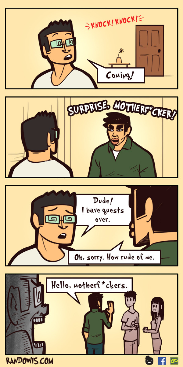 Sup ers. Source: http://tapastic.com/episode/294503. Dude I have gnarl';