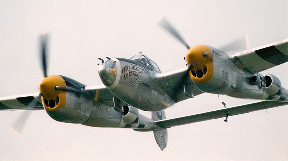 Super P-38. A P-38 Lightning. These aircraft were manufactured by Lockheed between 1941 and 1945. A Walther P38 of the AP-serie, predecessor to the P38s produce