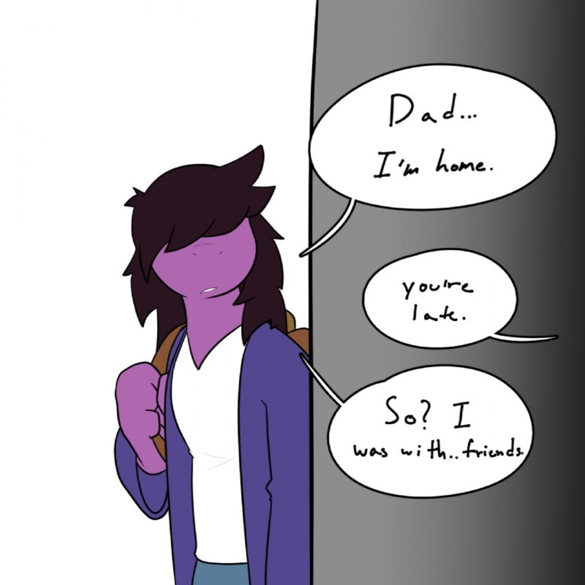 Susie's family. .. Y'all mind keeping the purple extincosaurus out of this