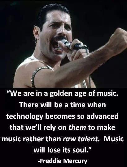 """""""Talents"""". .. Some computer music is good, but yeah, autotune and other industry tricks are just audio photoshop."""