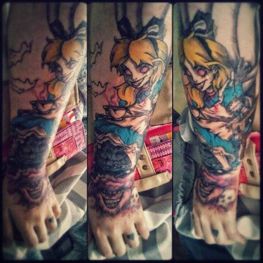 Tattoo Comp. .