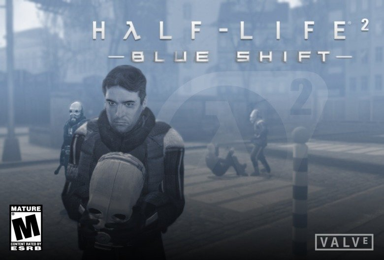 "tfw still no hl3. In ""Half Life 2: Blue Shift"" we will once again assume the role of Gordon's friend, Barney Calhoun, this time working undercover for"