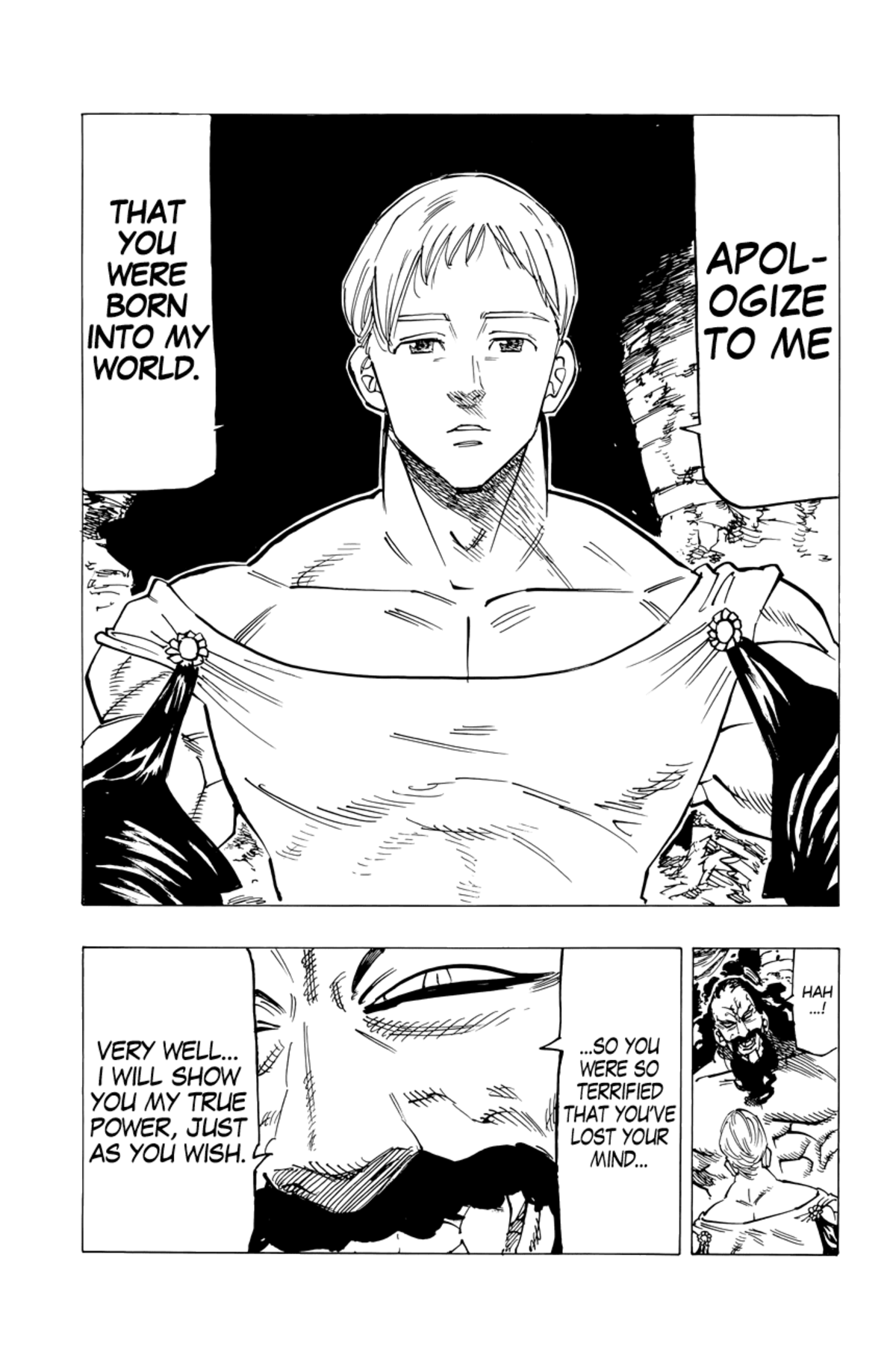 The Darkness feared me. Manga: Nanatsu no Taizai. SHOW ' you MY TRUE I POWER, JUST AS You WISH.mama! ms TH IS IS AN EWING EWING I I FOR AHAWA mommy mew-' 55 MEX