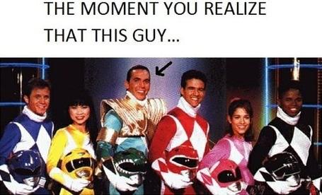 """The Ranger"". .. I met him, pretty cool dude."