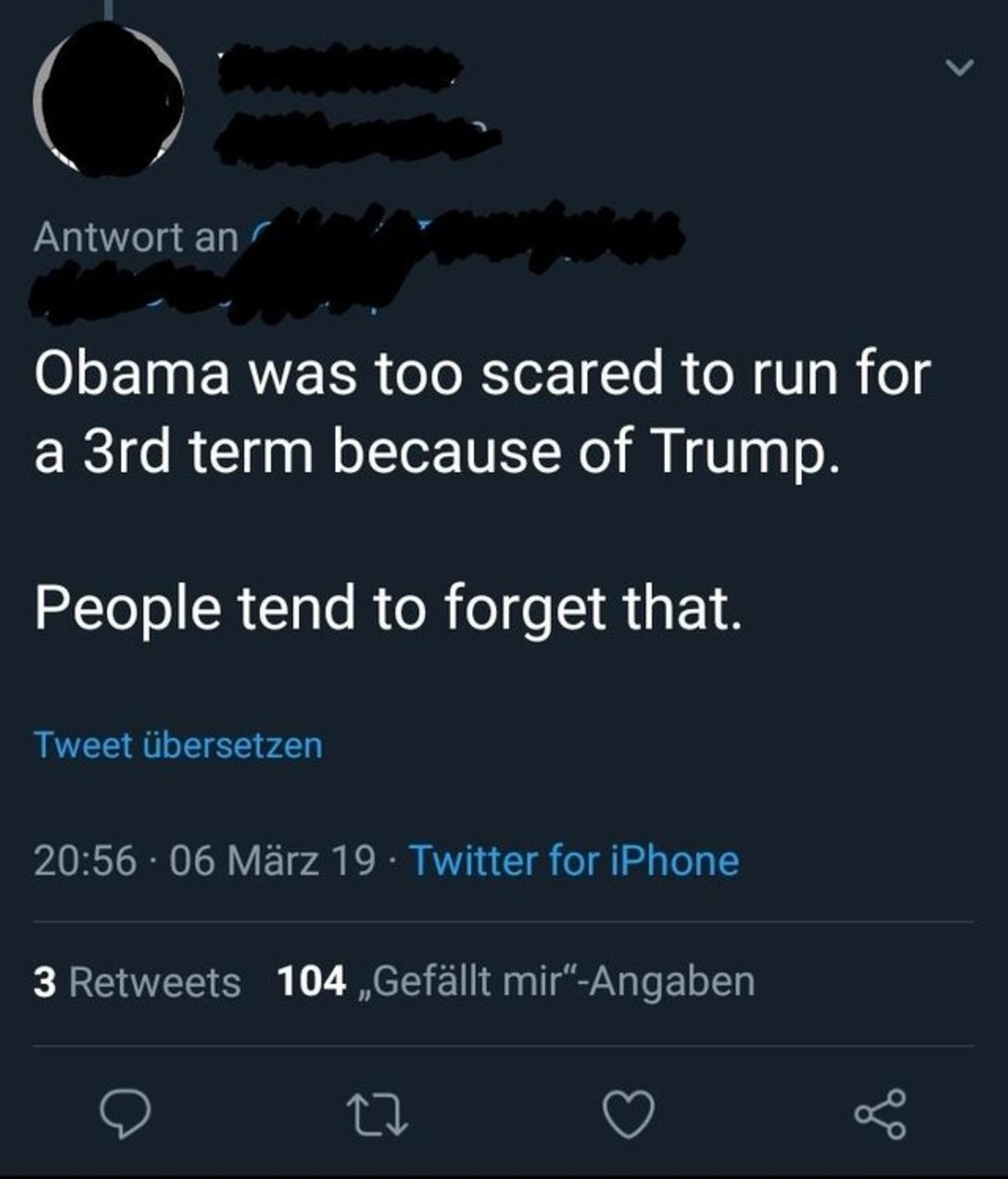 the real reason OBAMA didnt run again. .. Keep in mind Obama had the chaos emeralds. If it weren't for Trump, he'd definitely have forced that 3rd term.