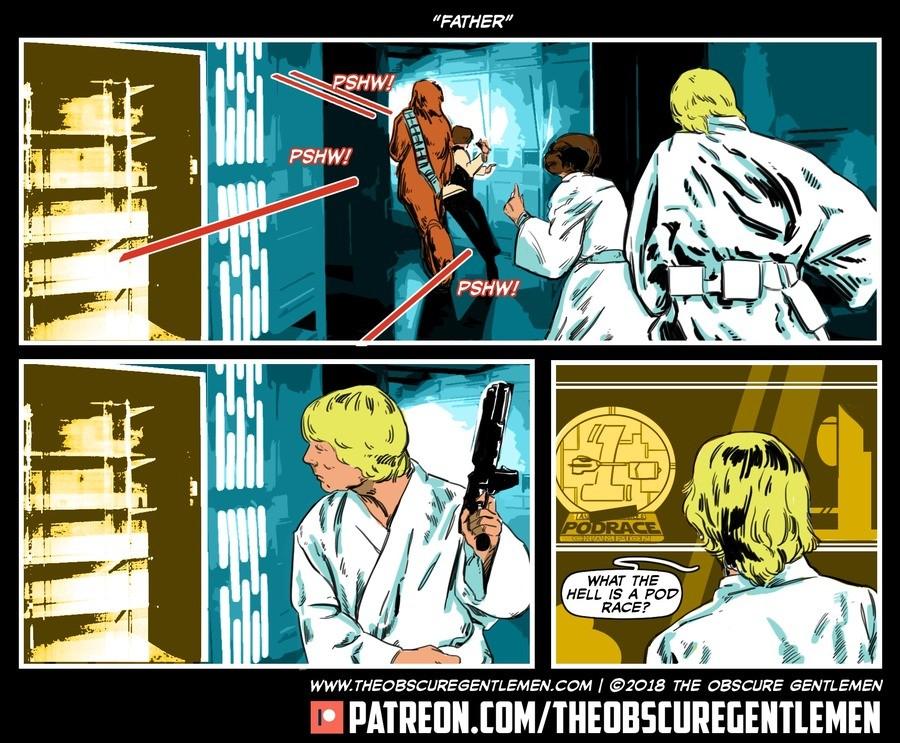 The Trophy. For more comics: http://theobscuregentlemen.com/.