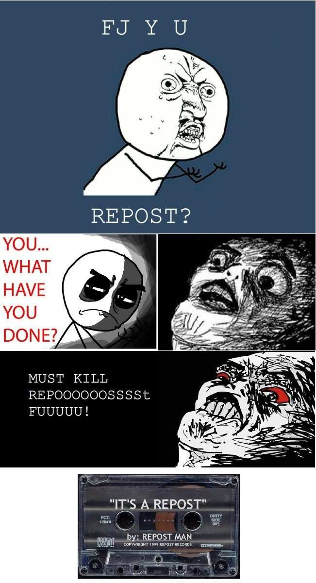 This Fuggin' Banger Of a Rage Comic. Howdy all some of you might know me as spartanloki I thought I had lost this account to the ages and I now remember I didn'