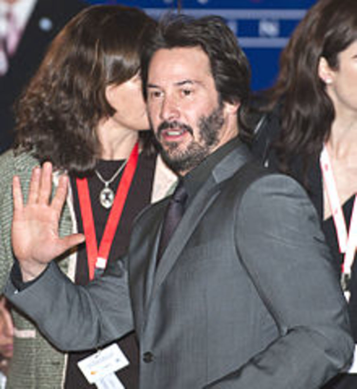TIL Keanu Reeves. TIL Keanu Reeves was sued for assault by a paparazzo who slipped while taking Reeves picture. It took 18 months for the case to go to trial an