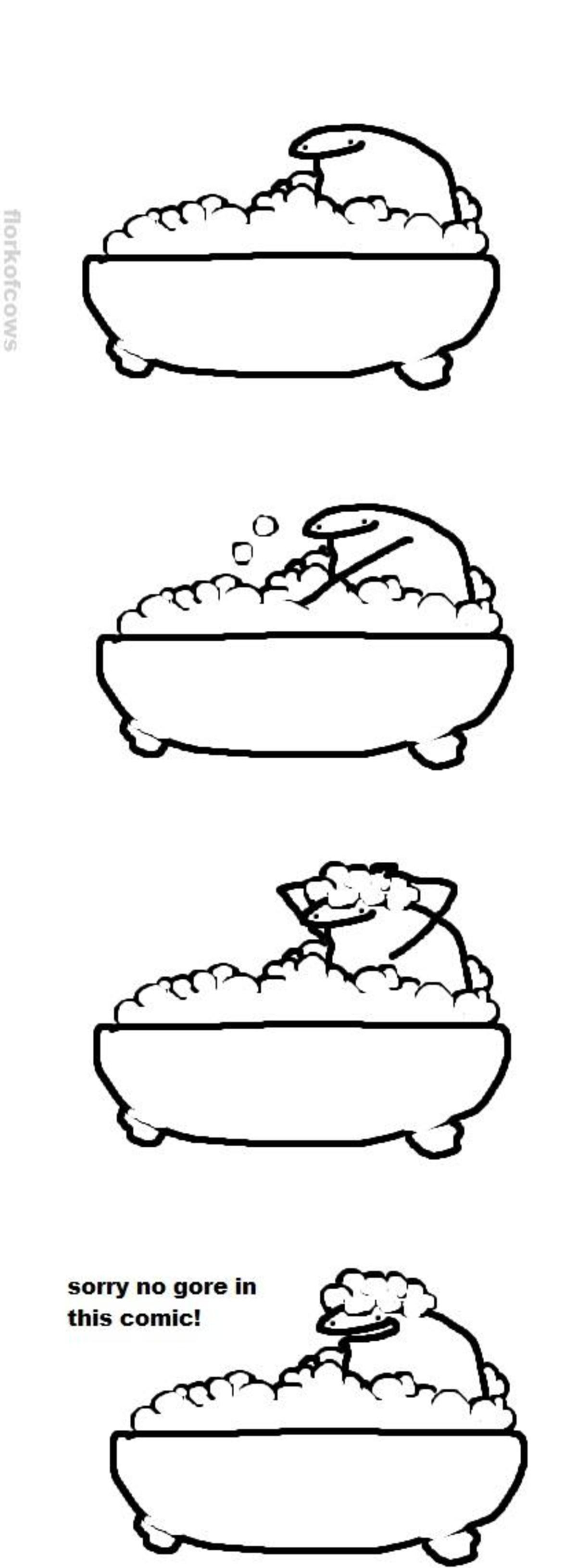 Tub. join list: FlorkOfCow (284 subs)Mention History.. What's in the tub, flork?