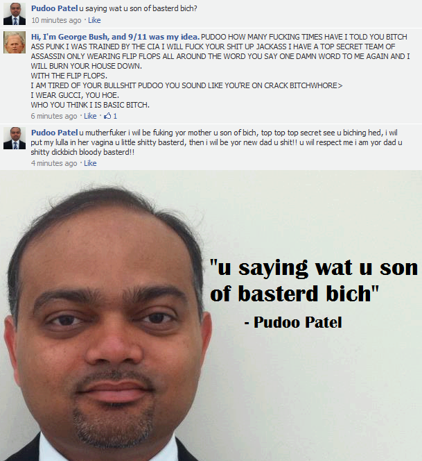 U son of basterd bich. all my wat r belong to us >tfw tags >inb4 op can't inb4. legiit Fudge Patel u saying wat u son of basterd him? 10 minutes ago . Lik