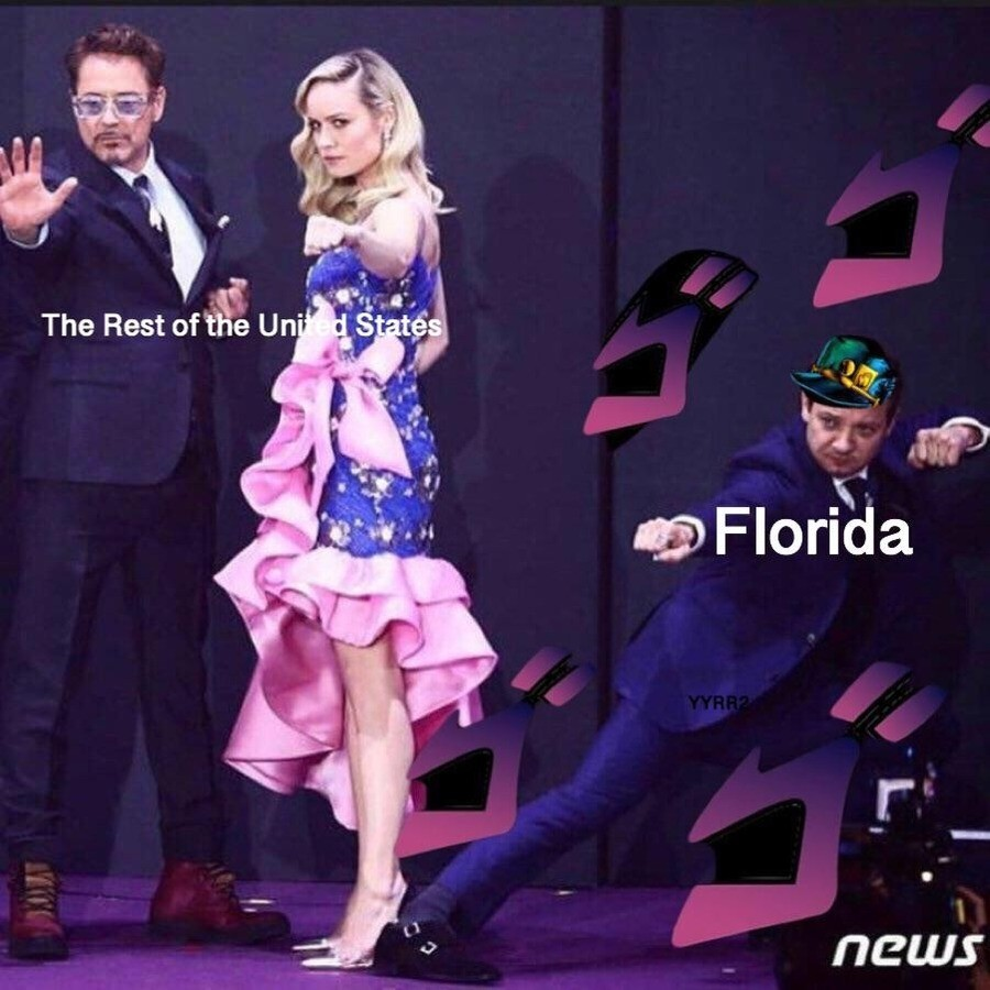 >when Florida man. That state is full of stories to tell.. Florida Man's Bizarre Adventures