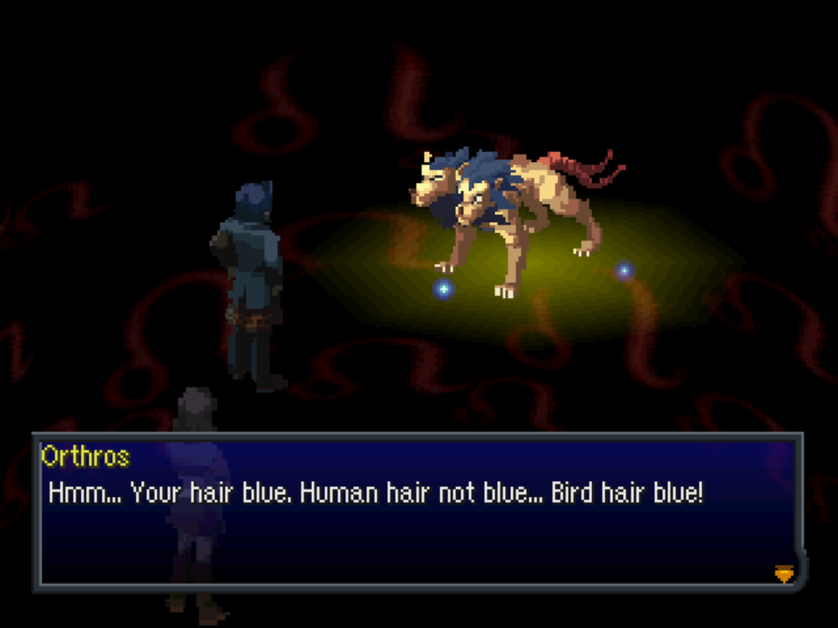You dare say that to my face?. join list: PersonaPosts (257 subs)Mention History.. Persona 2 dosen't get enough credit.
