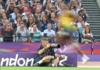 Actual foto of Usain Bolt