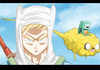 Adventure Time and Dbz?