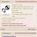 Anon gets Kinky