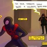 SPIDERMANS PARENTS