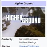 For a time Anakin held the higher ground