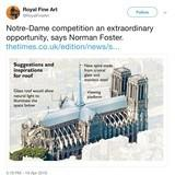 Notre Dame redesign