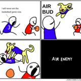 Air Bud?