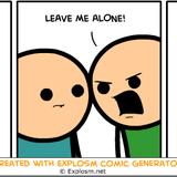 Explosm Random Comic Generator