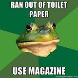 FBR Toilet
