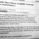 Dynamic Bass Player