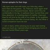 Immortalized doggo