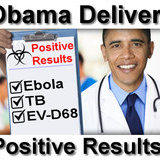 Obama Delivers First Positive Results...