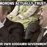 Laughing at Morons