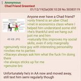 Chad is a Bro