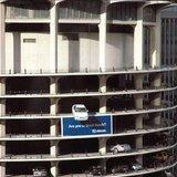 How Chuck Norris leaves a parking garage