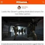 Valve > Epic Games